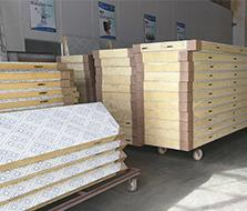 Cold Storage Construction Material (Insulated Panel, Door, Ceiling)