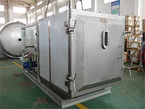 BLK50kg Lyophilization Freeze Dryer