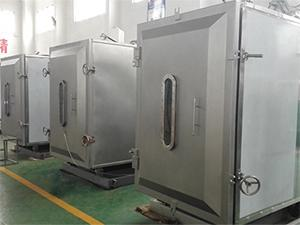 BLK200kg Industrial Freeze Dryer